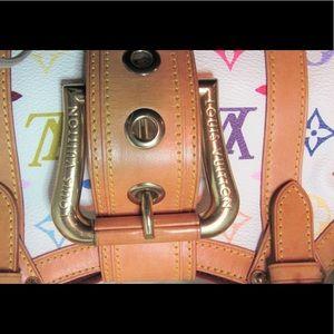 Louis Vuitton Bags - LOUIS VUITTON THEDA GM MULTICOLOR EUC